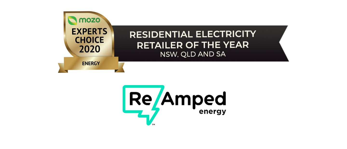 Residential energy provider of the year - ReAmped