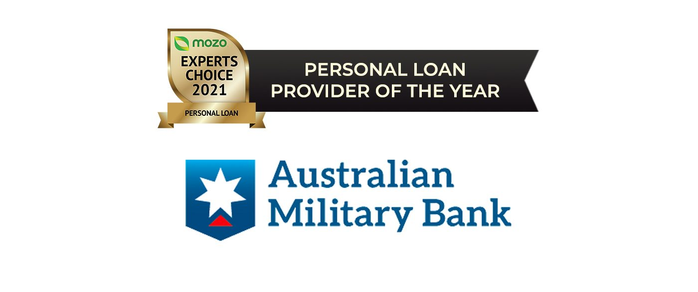 Personal Loan Provider of the Year: Australian Military Bank