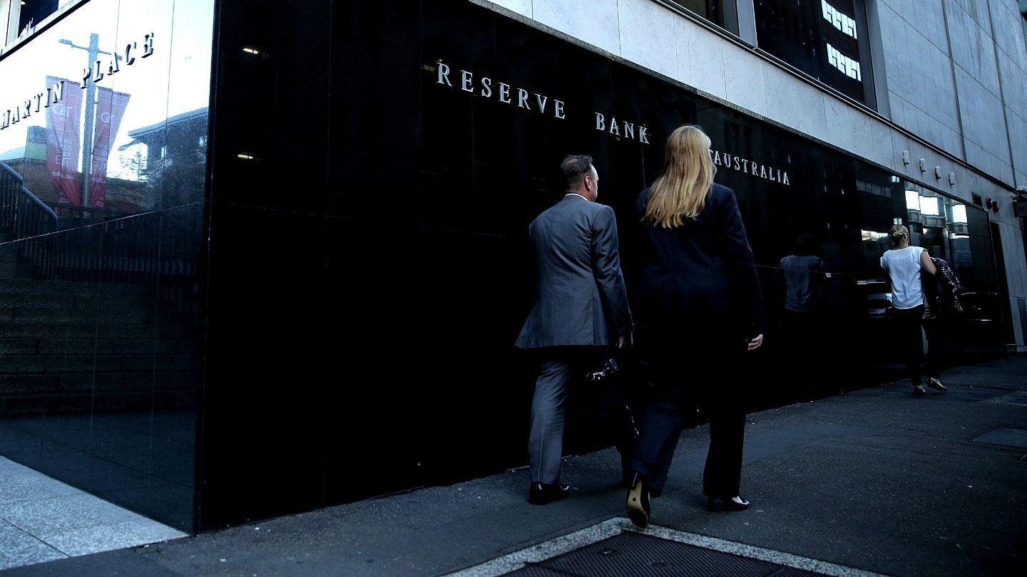 The Reserve Bank kept interest rates unchanged at its December meeting.