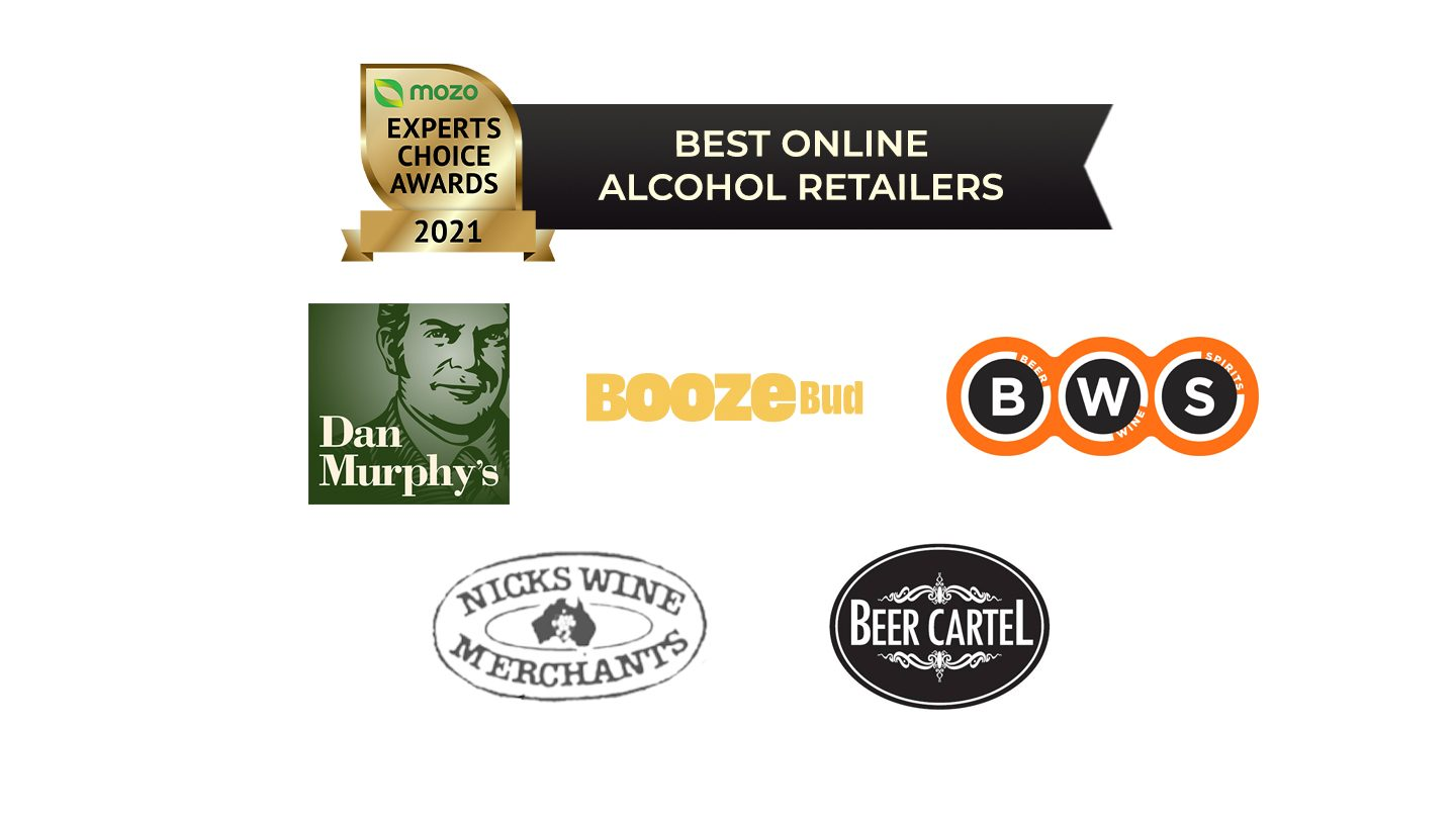 Best online alcohol and wine retailers - Mozo 2021