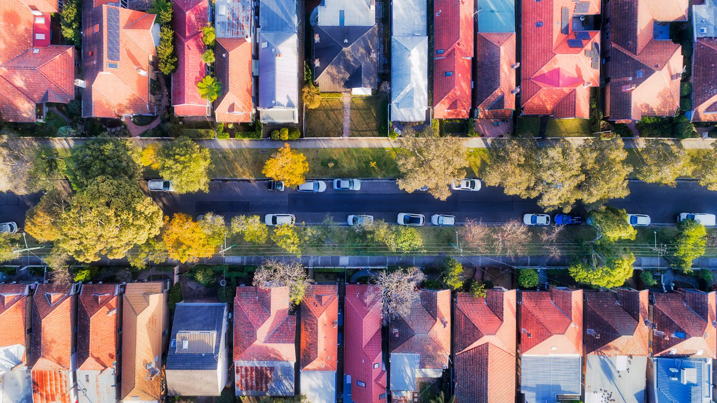 Property prices in Australia continue to grow.