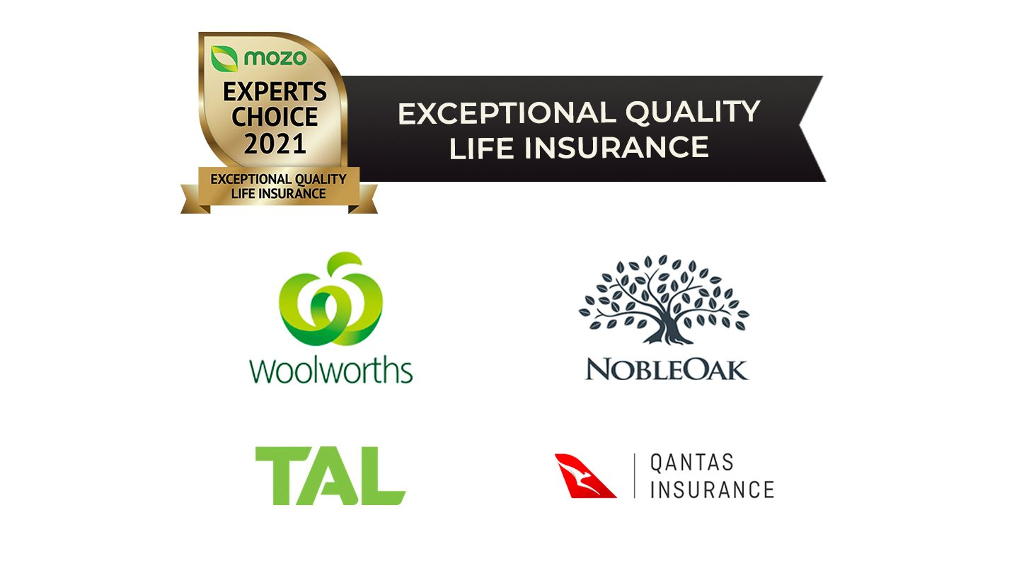 Exceptional Quality Life Insurance Winners