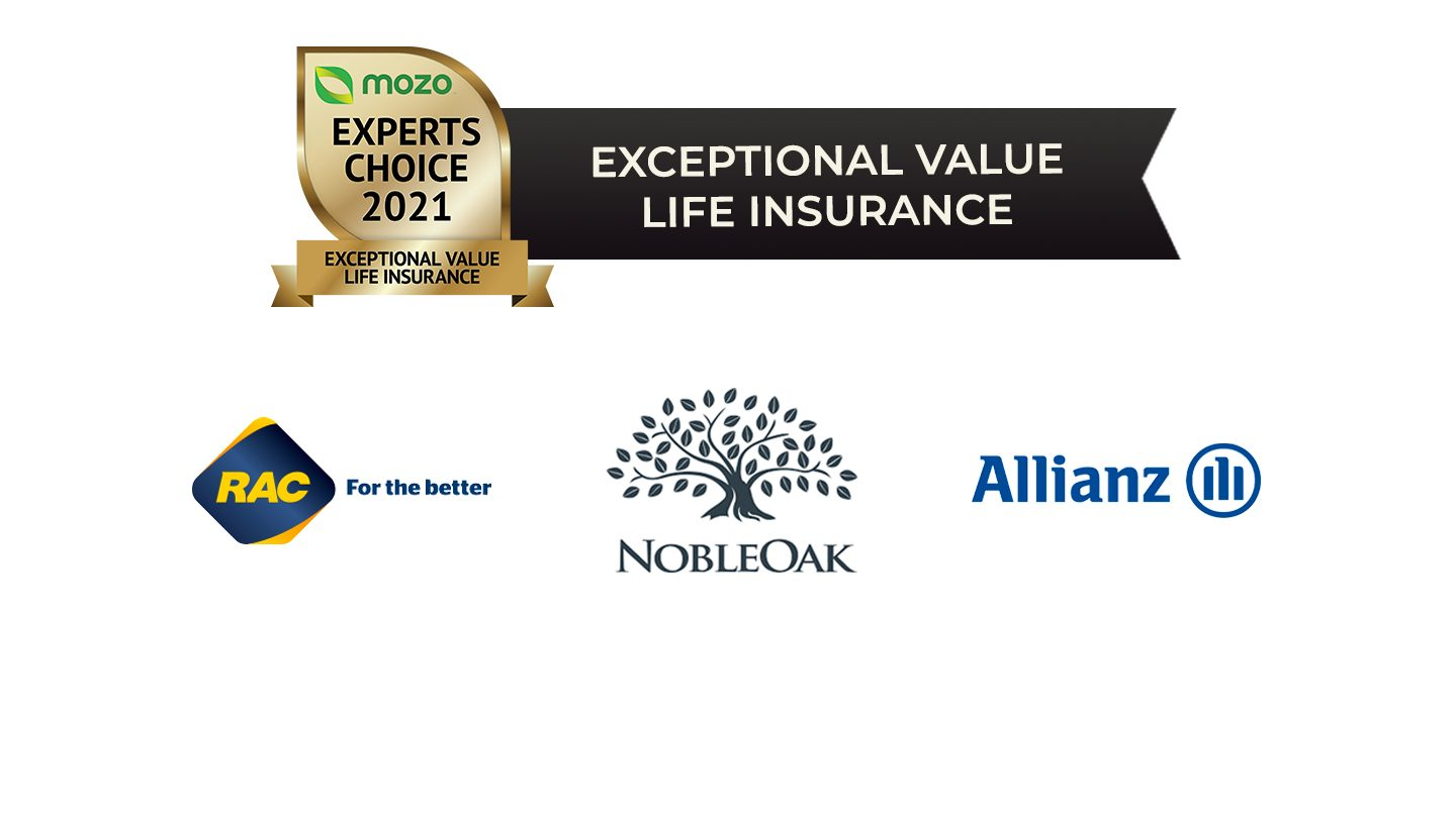 Exceptional Value Life Insurance Winners