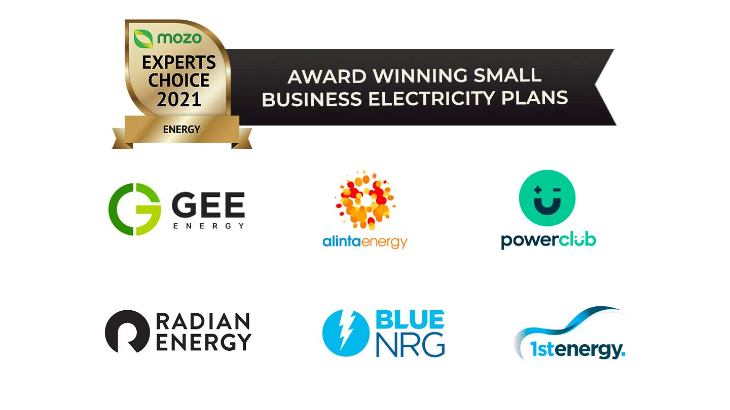 Award winning small business electricity plans