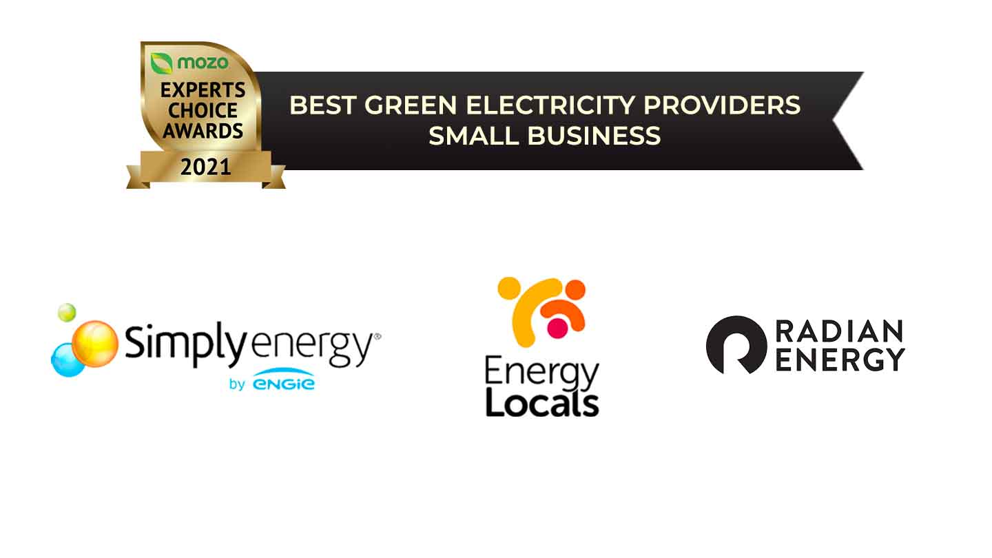 best green electricity providers small business
