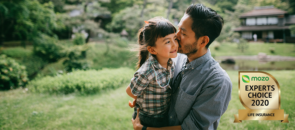 Father and daughter - NIB Life Insurance