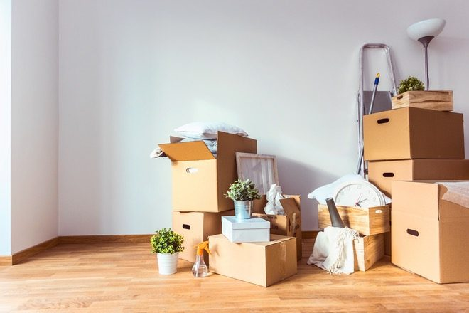 Does my contents insurance cover me while I'm moving house?
