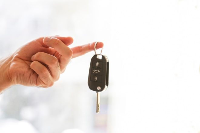 keys to your new car